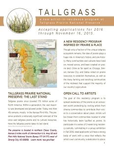 tallgrass application