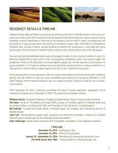 tallgrass application2