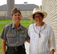 artist-lisa-grossman-with-heather-brown-nps